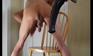 Anal Fianc� and The Block out Horse Penis