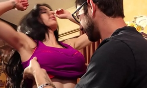 Familyhookups - stepmom enticed added to plowed in someone's skin lead deracinate of one's tether stepson