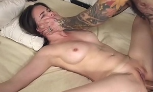 Constrained to spreded slave anal drilled