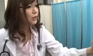 [name please] Bus Doctor Cures Fever With Blowjob