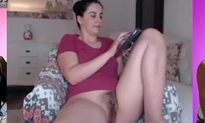 Mom perishable pussy spy cam